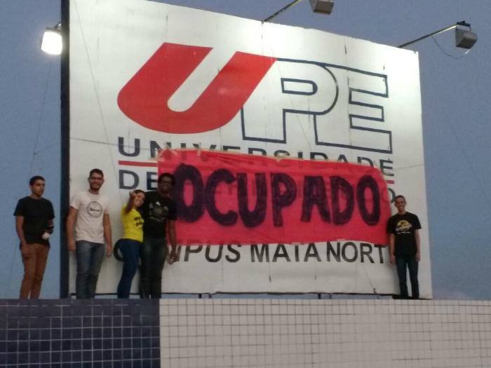 Ocupação começou no último dia 20. Foto: Alternativa FM AMUNAM/Reprodução