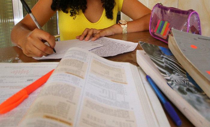 No total, 8.627.195 pessoas se inscreveram para o exame. Foto: Paulo Paiva/DP.
