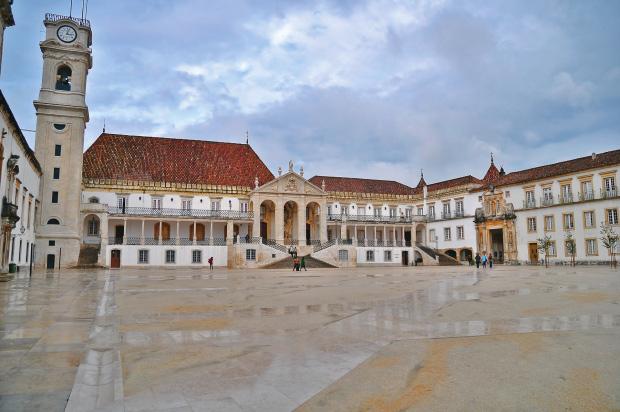 Universidade de Coimbra é uma das que aceitam a nota do Enem. Foto: Divulgação.