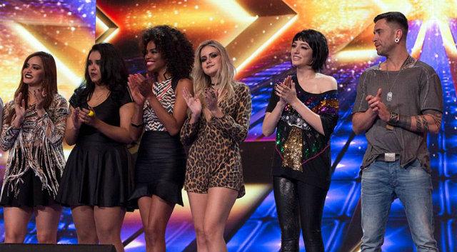 Competição musical foi o assunto mais comentado da noite nas redes sociais. Foto: Kelly Fuzaro/X Factor/Divulgação