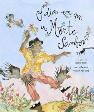 Livro tem capa dura e ilustrações feitas em aquarela. Foto: Arquivo pessoal/Divulgação