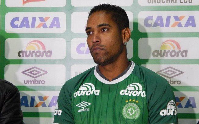 Cléber Santana, jogador de Abreu e Lima, entre os mortos na queda de avião da Chapecoense. Foto: Divulgação