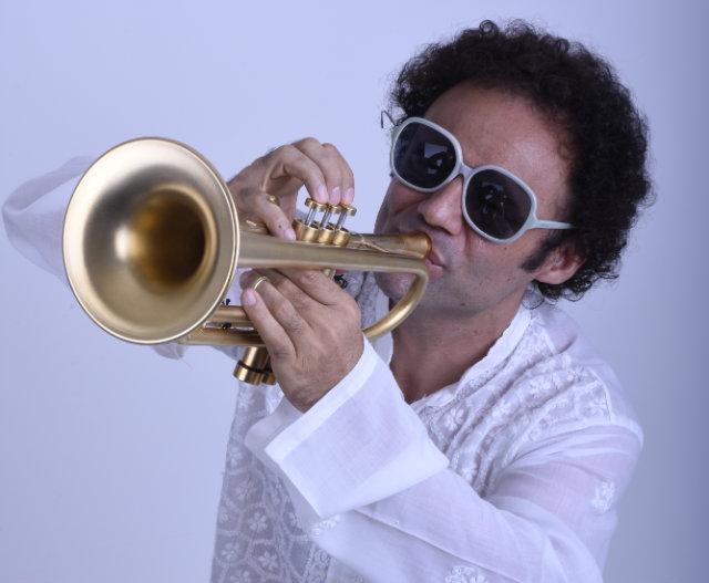 Maestro Forró faz solo de trompete no concerto de abertura do Virtuosi, neste sábado (10). Foto: Virtuosi/Divulgação