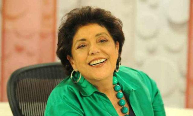Leda Nagle está há 21 anos no comando do Sem Censura. Foto: Tv Brasil/Divulgação