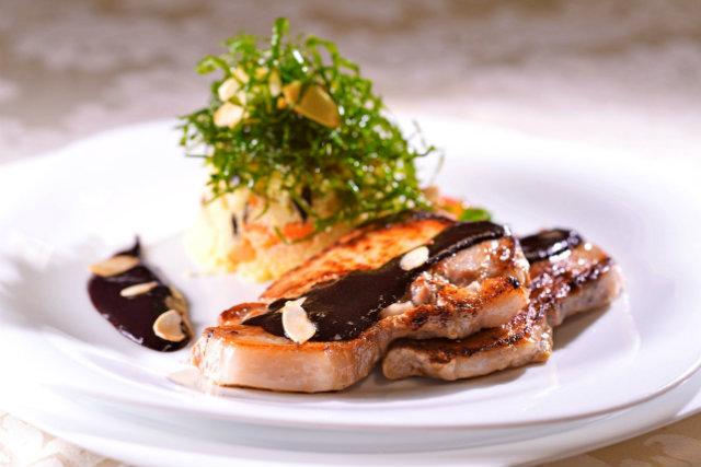 O menu especial é formado por entrada,duas opções de prato principal e sobremesa. Foto: Eudes Santana/Divulgacao