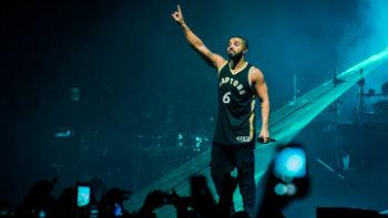 Drake é o mais tocado no mundo. Foto: George Pimentel/Getty/Divulgação