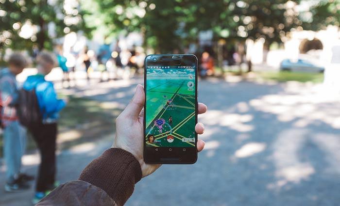 Pokemon GO foi o termo mais buscado no Google este ano aqui no Brasil. Foto: Paintimpact/Flickr/Reprodução