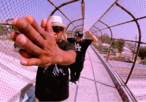 O cubano Mellow Man foi um dos primeiros representantes do latin hip hop. Foto: YouTube/Reprodução
