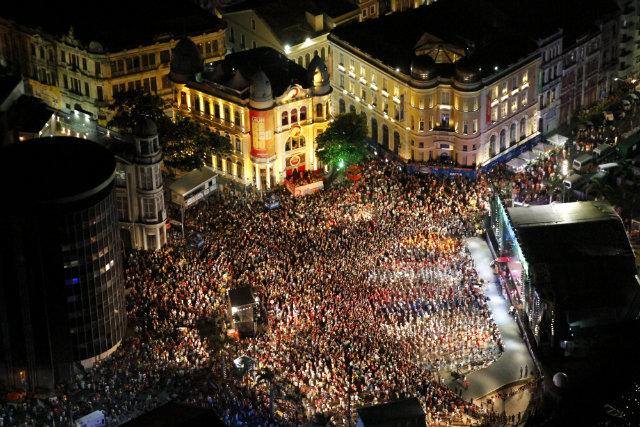 Convocatória afeta o carnaval do estado, mas prefeituras têm liberdade de contratar outras atrações. Foto: Ricardo Fernandes/DP