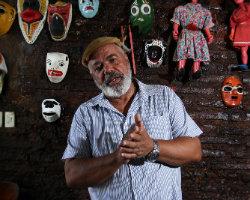 O sambista Paulo Perdigão defende soberania da preferência popular. Foto: Paulo Paiva/DP