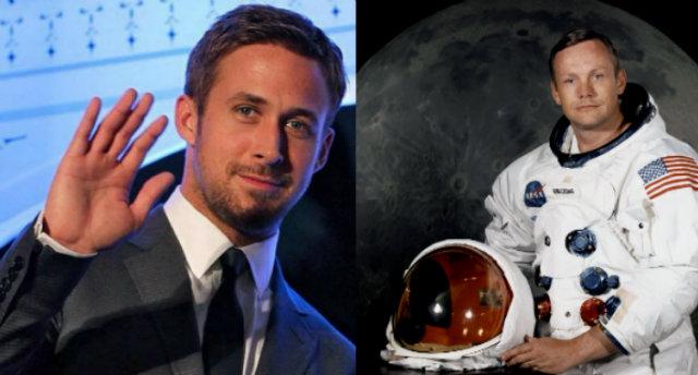 Ator está interessado em conseguir o papel do astronauta norte-americano desde 2015. Foto: Instagram/Reprodução e Creative Commons/Reprodução