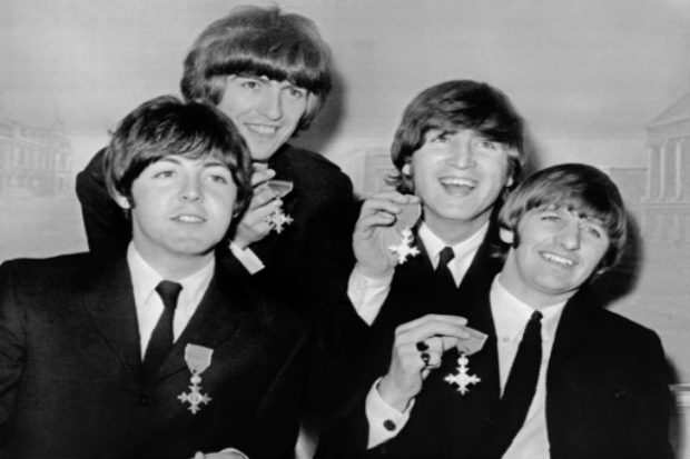 Banda britânica formada por Paul McCartney, George Harrison, John Lennon e Ringo Starr foi descoberta por Allan Williams. Foto:  UPI/AFP/Arquivos PETER SKINGLEY