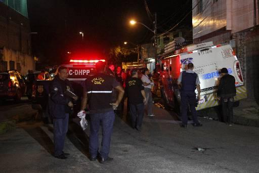Violência tem deixado a população assustada. Foto: Ricardo Fernandes/DP (Violência tem deixado a população assustada. Foto: Ricardo Fernandes/DP)