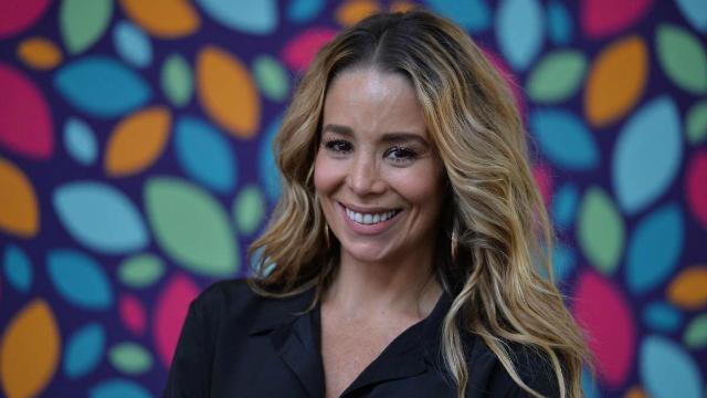 Colunista acusou Danielle Winits de traição e atacou a carreira da atriz. Foto: Rede Globo/Reprodução