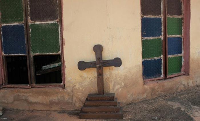 Em 2016 o número de cristãos assassinados registrados por esta organização evangélica era de 1.173 pessoas. Foto: Stefan Heunis/AFP/Arquivos