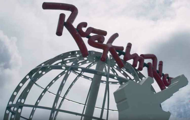 Cidade do Rock passou por ampliações para sediar o evento em 2017. Foto: YouTube/Reprodução