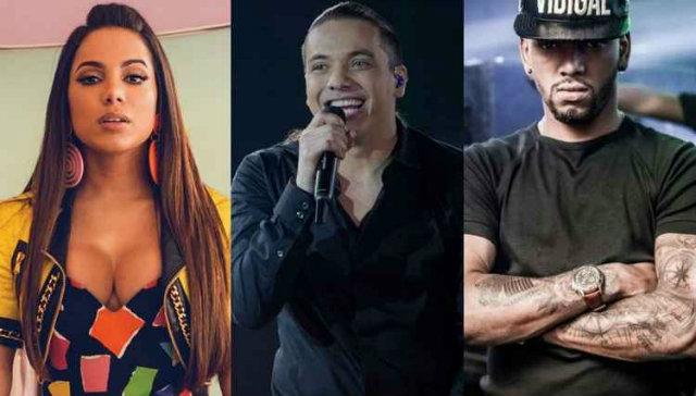 Trio lança 'Você partiu meu coração' como uma das aspostas do verão. Foto: Facebook/Reprodução
