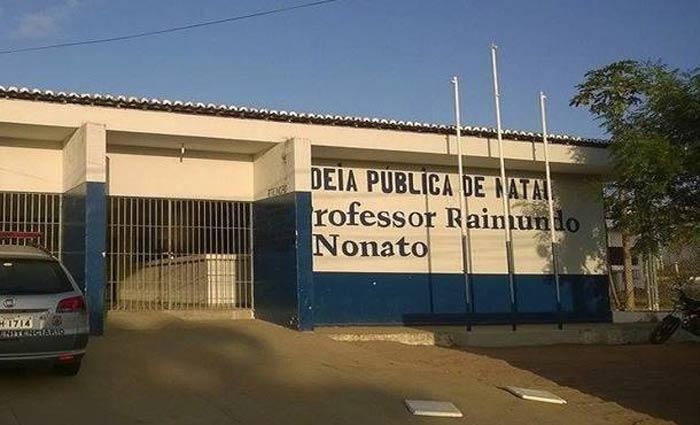 Resultado de imagem para Presídio Provisório Professor Raimundo Nonato Fernandes, na Zona Norte de Natal.
