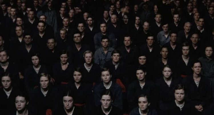 Obra de Orwell retrata uma sociedade onde o governo controla a informação. Foto: IMDB/Reprodução