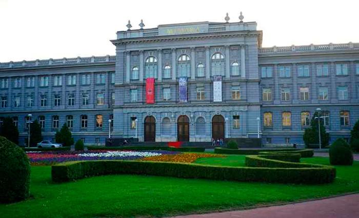 O museu Mimara tem um dos melhores acervos de arte da Europa. Foto: Raquel Soto/Flickr