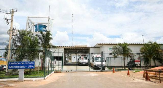 Unidade de Pronto Atendimento (UPA) de Samambaia, em Brasília. Foto: Marcelo Camargo/Agência Brasil/Reprodução