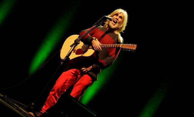Cantor é conhecido por música como Bandolins e Estrelas. Foto: Assessoria/Divulgação