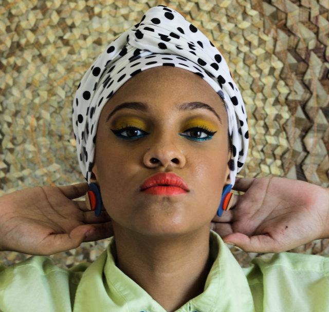 Os turbantes simbolizam a resistência da mulher negra e têm ligação estreita com rituais religiosos de matriz africana. Foto: Thiago Santos/DP
