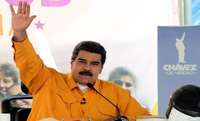 Nicolás Maduro. Foto: AFP Foto (AFP Foto)