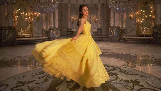 A atriz Emma Watson protagonizará a trama. Foto: Disney/Divulgação