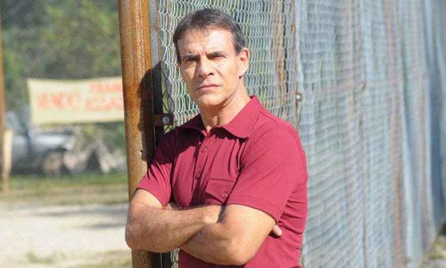O ator na novela Pecado Mortal (2013), da Record. Foto: Munir Chatak/Divulgação