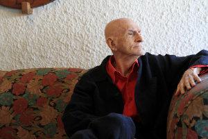 o escritor e dramaturgo paraibano, então aos 85 anos de idade, pediu que as homenagens a ele fossem postergadas para o seu aniversário de 90 anos. Foto: Annaclarice Almeida/DP