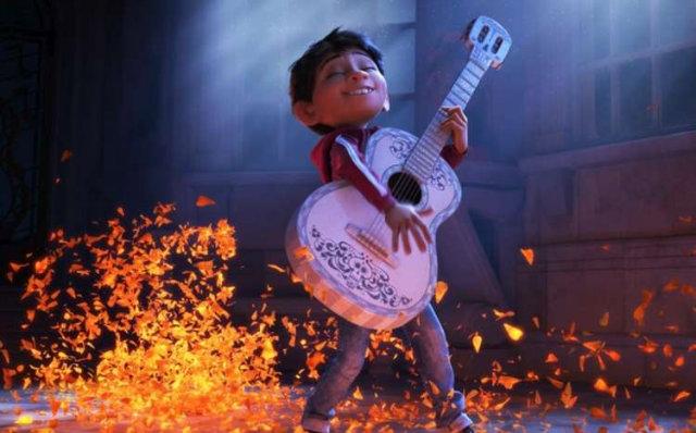 O filme, cujo título internacional é Coco, explora a temática do feriado mexicano Dia dos Mortos. Foto: Pixar/Divulgação