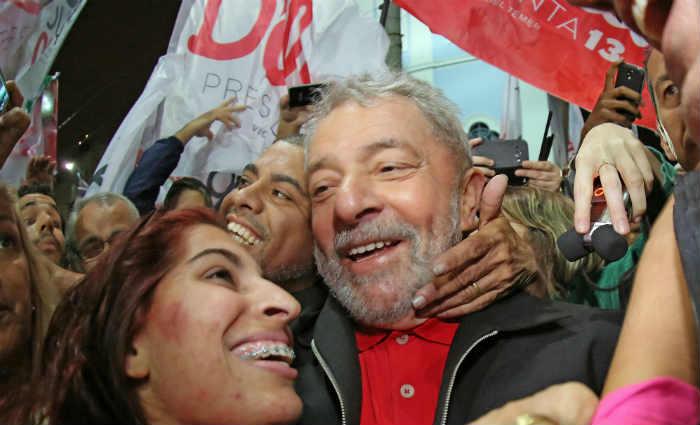 Petista utilizará a reforma da previdência e a Transposição para se fortalecer politicamente no país, acreditam especialistas. Foto: Ricardo Stuckert/Instituto Lula