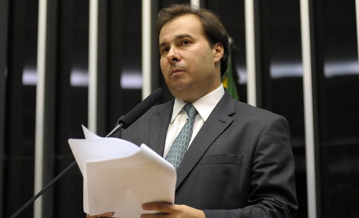 A lista fechada vem sendo articulada pelos presidentes da Câmara Rodrigo Maia. Foto: Gustavo Lima/Câmara dos Deputados