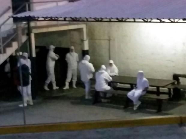 A Operação investiga esquema de corrupção envolvendo frigoríficos e fiscais do Ministério da Agricultura.  Foto: Divulgação/Polícia Federal