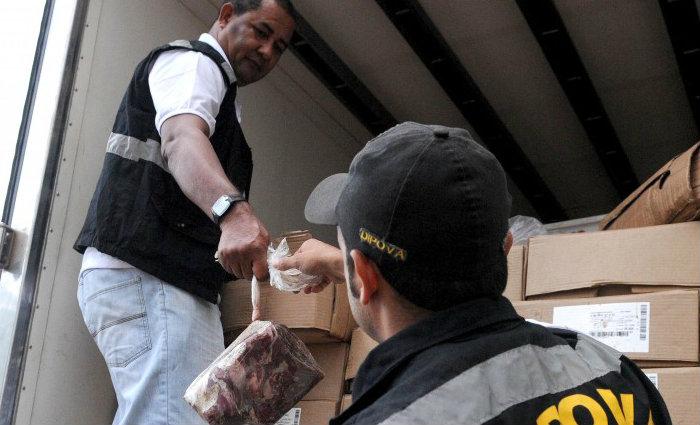 A questão da carne é um dos temas sensíveis nas negociações. Foto: Renato Araújo/ Agência Brasília