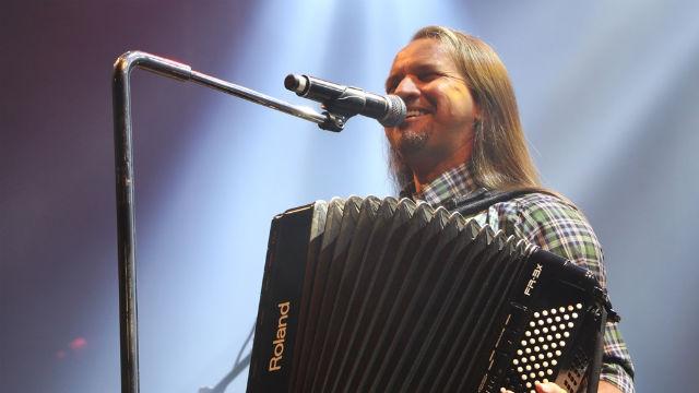 O cantor e sanfoneiro Dorgival Dantas é uma das atrações anunciadas. Foto: Secom/Divulgação