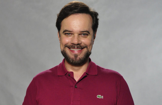 Diogo Vilela é um dos protagonistas de Prata da Casa. Foto: Globo/Divulgação