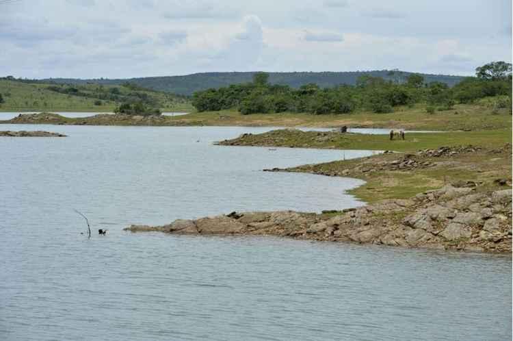 DF enfrenta racionamento histórico: brasileiros têm resistência à reutilização da água. Foto: Marcelo Ferreira/CB/D.A Press