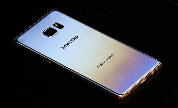 A Samsung Electronics é a joia da coroa do grupo Samsung. Foto: George Frey/AFP
