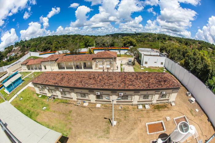 Case de Vitória atende meninos de 15 a 16 anos. Foto: Funase/Divulgação (Case de Vitória atende meninos de 15 a 16 anos. Foto: Funase/Divulgação)