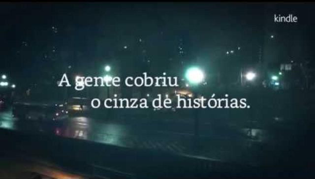 """""""Cobriram a cidade de cinza?"""", começa questionando o vídeo. Foto: YouTube/Reprodução"""