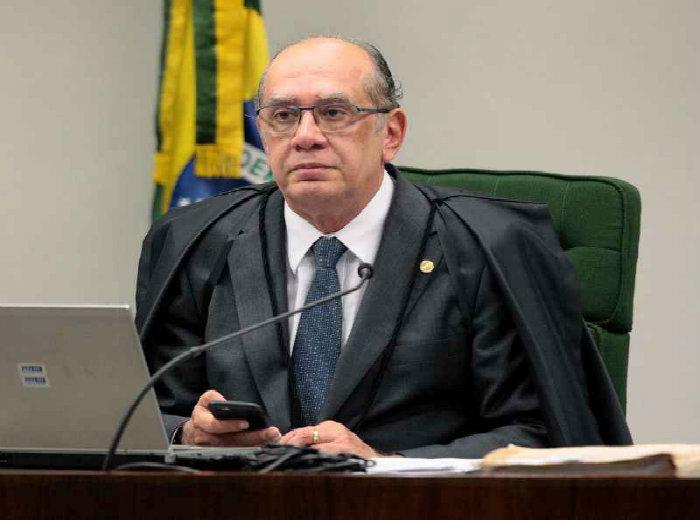 Gilmar acatou a sugestão de Herman Benjamin e marcou logo o julgamento. Foto: Carlos Moura/SCO/STF