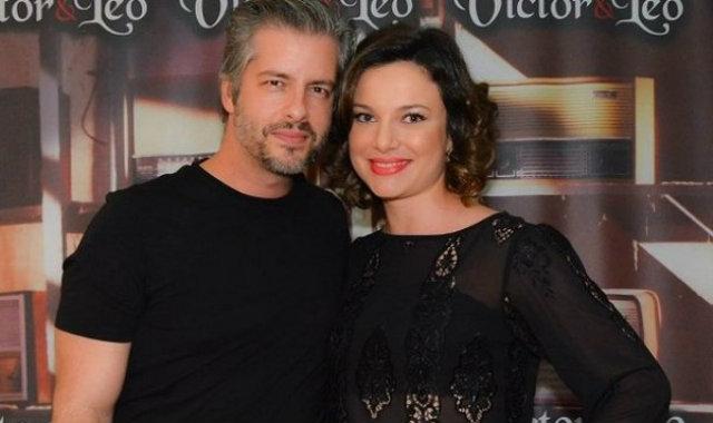 Victor e a esposa. Foto: Correio Braziliense/Reprodução