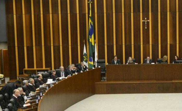 Ao todo, 261 deputados se declararam contra a reforma. Foto: Ed Alvez/CB/D.A Press