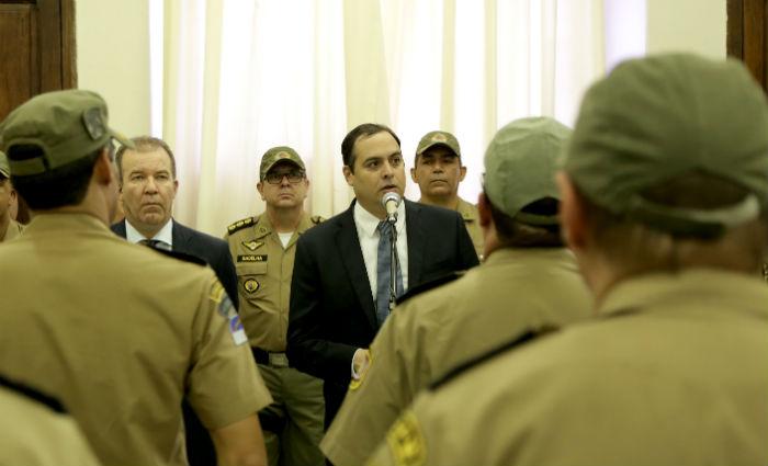Resultado de imagem para Batalhões e diretorias da Polícia Militar têm novos comandantes - diario de pernambuco