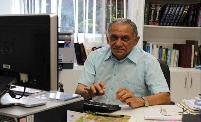 Pedro Vasconcelos, diretor do Instituto Evandro Chagas (IEC) e autor principal do estudo. Foto: Kelvin Souza/ASCOM/IEC