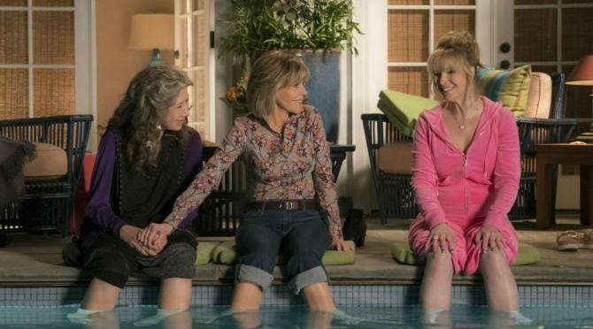 Lisa Kudrow fará papel recorrente na quarta temporada da série. Foto: Netflix/Divulgação