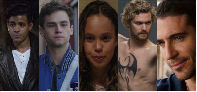 Conversas com os atores, anúncios e exibições de conteúdos exclusivos das séries compões o painel. Foto: Netflix/Divulgação