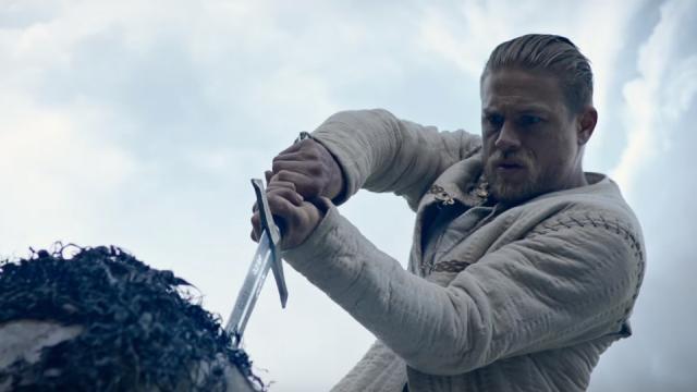 Filme conta a história de origem do lendário guerreiro do século V - Foto: Divulgação/WarnerBros